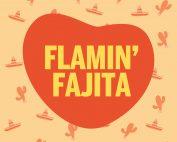 Flaming Fajita Seitan
