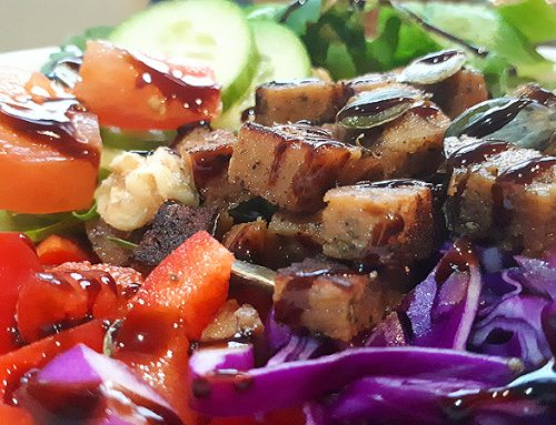 Seitan Salad
