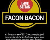 Vegan Bacon Rashers