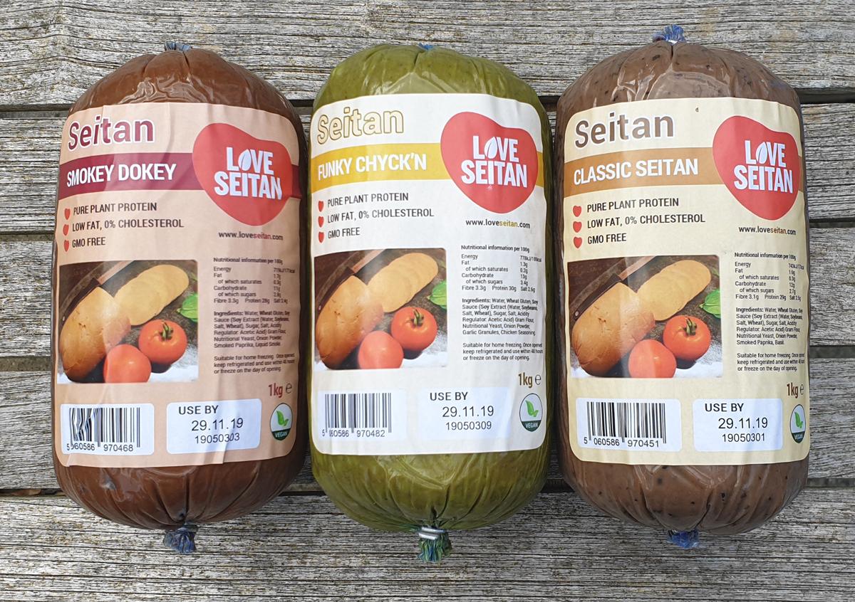 Seitan Logs