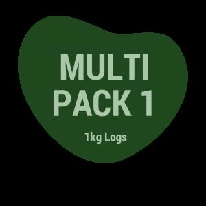 1kg Seitan Logs