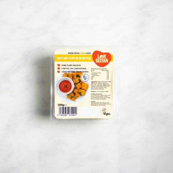 Seitan Bites