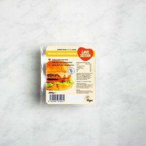 Seitan Burgers