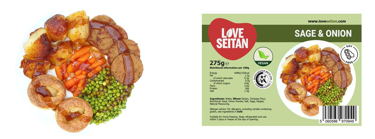 Sage & Onion Seitan