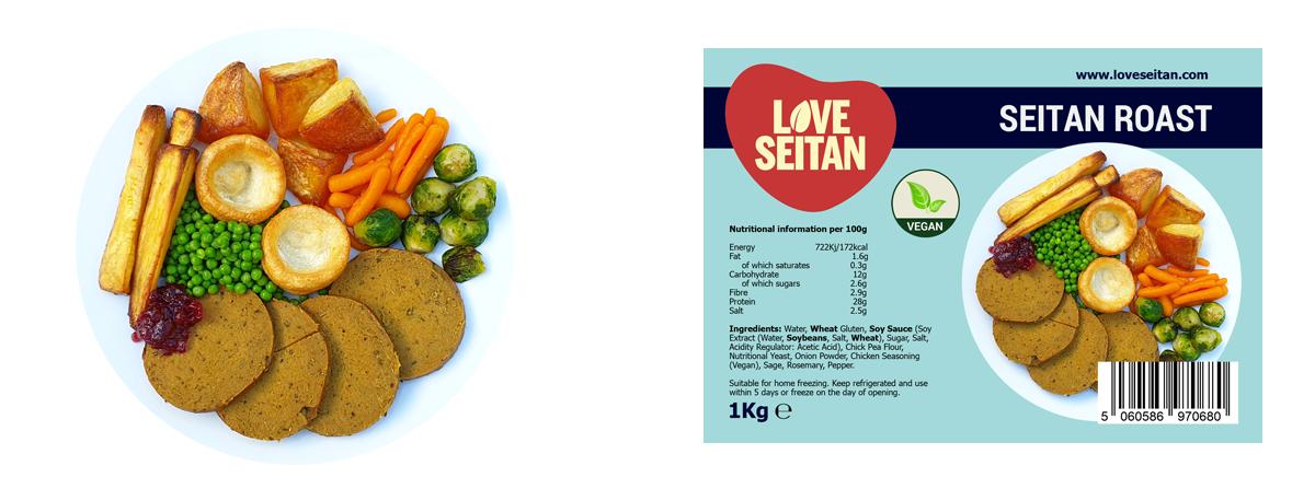 Seitan Roast