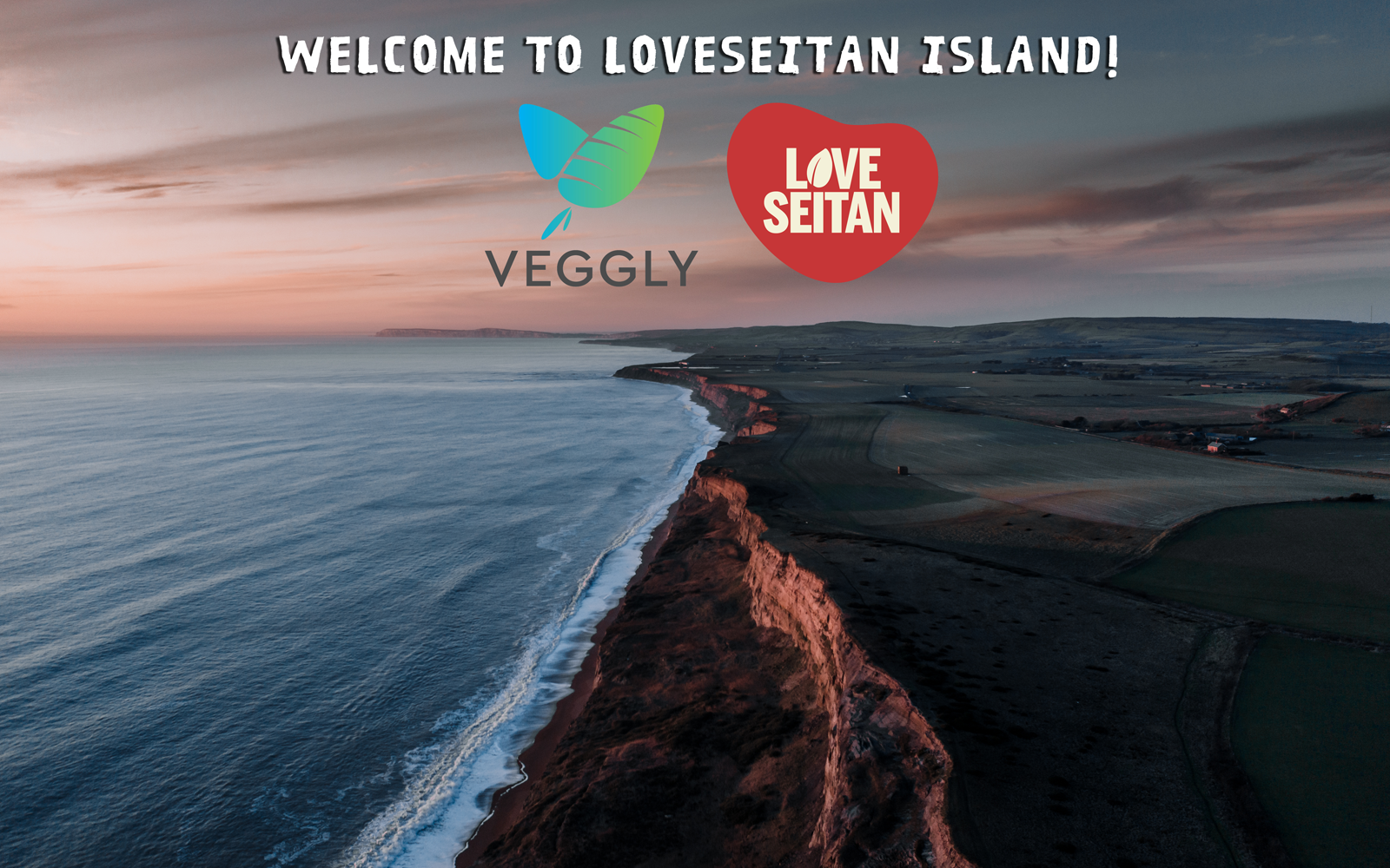 WELCOME TO LOVESEITAN ISLAND!