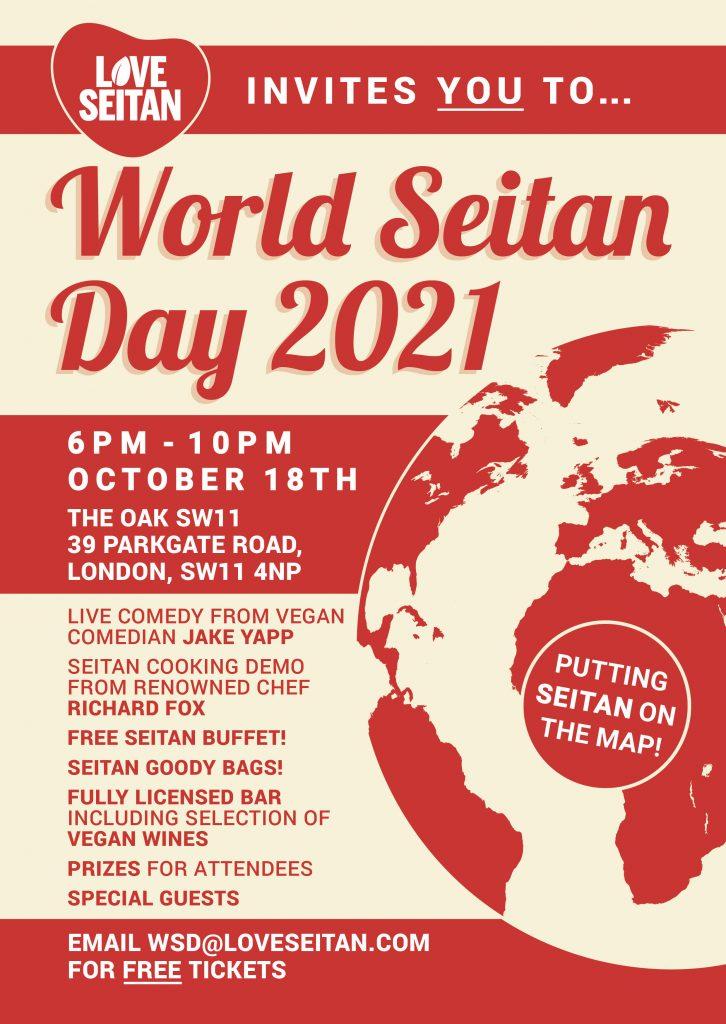 World Seitan Day